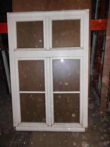 raam dubbel glas tuinhuis